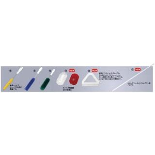 【まとめ買い10個セット品】 【業務用】スパルタ タンクケトルブラシ S イエロー 40041-04