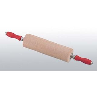 【まとめ買い10個セット品】 【業務用】TH 木製 ローリングピン 44915 30cm
