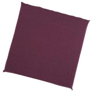 【まとめ買い10個セット品】 【業務用】ウレタン座布団 EXU7050 紫【 メーカー直送/代金引換決済不可 】
