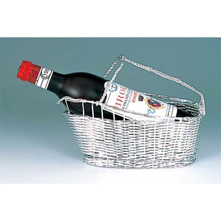 【まとめ買い10個セット品】 【業務用】ワインバスケット パニエ 2307