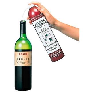 【まとめ買い10個セット品】 【業務用】プライベート・プリザーブ(ワイン保存器)
