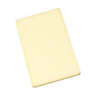 【まとめ買い10個セット品】 【業務用】ヤマケン 家庭用 積層サンドイッチカラーまな板 S イエロー