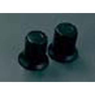 【まとめ買い10個セット品】残留塩素計サンプル採取用 ガラス容器用キャップ(4ヶ入)HI731335【 濃度計 他 】 【ECJ】