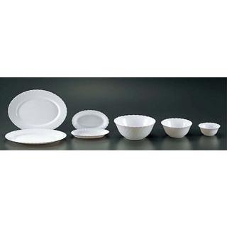 【まとめ買い10個セット品】トリアノン 楕円皿 D6877 35cm【 和・洋・中 食器 】 【ECJ】