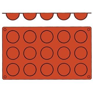 【まとめ買い10個セット品】 【業務用】ガストロフレックス 半球型 S(1枚)2579.01