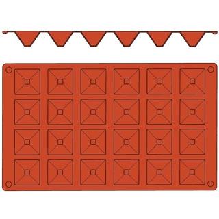 【まとめ買い10個セット品】 【業務用】ガストロフレックス ピラミッド S(1枚)2579.20