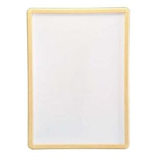 【まとめ買い10個セット品】 【業務用】ポスターグリップ PG-32R B-3 白木調