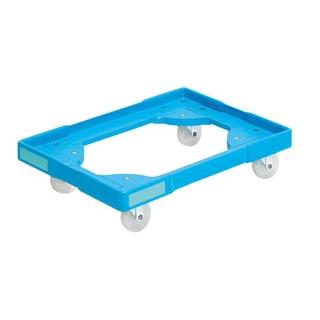 【まとめ買い10個セット品】エースキャリーライト小型用 ブルー【 運搬・ケータリング 】 【ECJ】