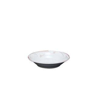 【まとめ買い10個セット品】 【業務用】フラワーピンク 14cm フルーツプレート OFM01-210