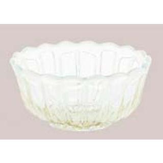 【まとめ買い10個セット品】 【業務用】ガラス食器 雪の花 洗鉢 2244-OA 古代色