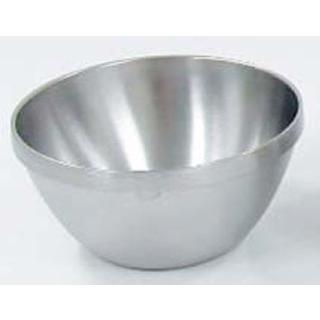 【まとめ買い10個セット品】 【業務用】18-8 給食用汁椀(スープボール)L 満水500cc