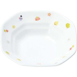 【まとめ買い10個セット品】 【業務用】リ・おぎそ 子ども食器シリーズ 角皿 15cm 2082-1230