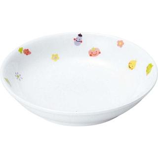 【まとめ買い10個セット品】 【業務用】リ・おぎそ 子ども食器シリーズ 皿 13.2cm 1147-1230