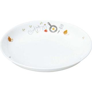 【まとめ買い10個セット品】 【業務用】リ・おぎそ 子ども食器シリーズ 皿 17.2cm 1148-1240