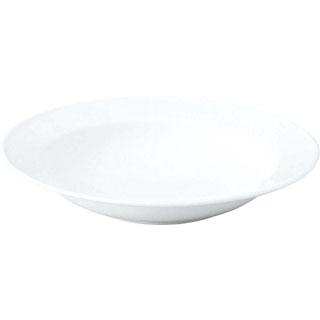 【まとめ買い10個セット品】【業務用 軽量高強度磁器】おぎそ スープ皿 軽量高強度磁器 23cm スープ皿 23cm 1973-0000, ツクバシ:9b669864 --- sunward.msk.ru
