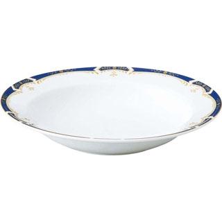 【まとめ買い10個セット品】 【業務用】リ・おぎそ スープ皿 23cm 1973-4140