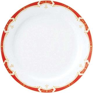 【まとめ買い10個セット品】 【業務用】リ・おぎそ デザート皿 20cm 1946-4150