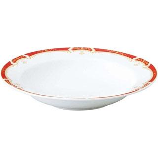 【まとめ買い10個セット品】 【業務用】リ・おぎそ スープ皿 23cm 1973-4150