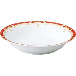 【まとめ買い10個セット品】 【業務用】リ・おぎそ スープ皿 19cm 1954-4150