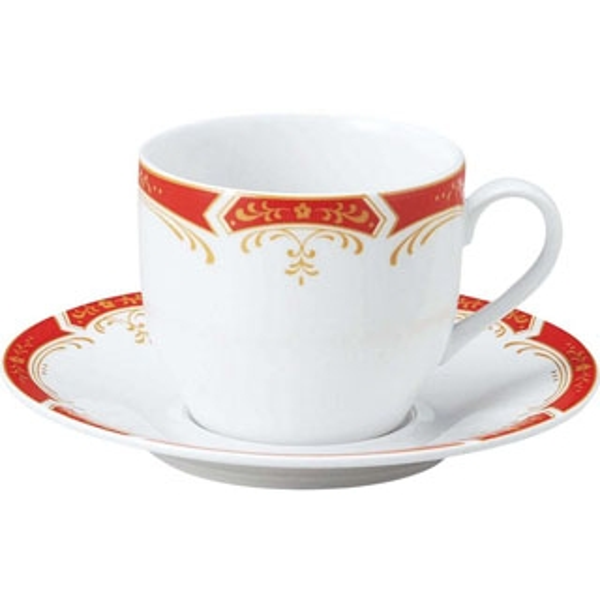 【まとめ買い10個セット品】 【業務用】リ・おぎそ コーヒーカップ 1928-4150
