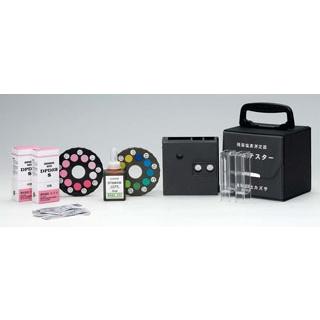 【まとめ買い10個セット品】 【業務用】DPD法残留塩素測定器 エンパテスターSA(pH測定器なし)