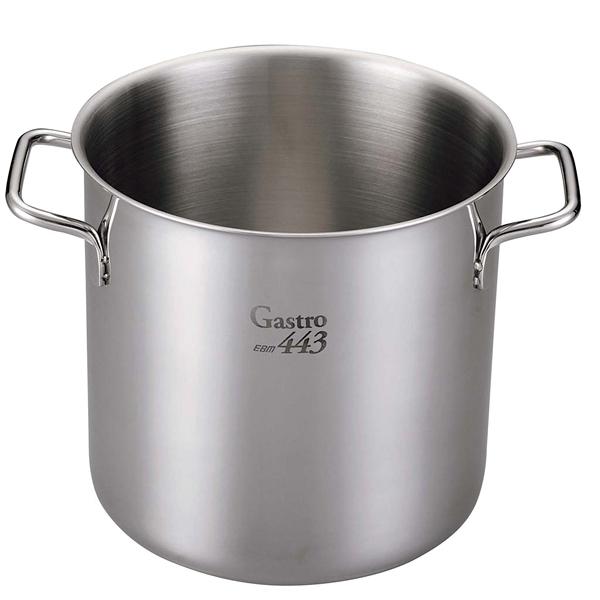 EBM Gastro 443 寸胴鍋(蓋無)28cm