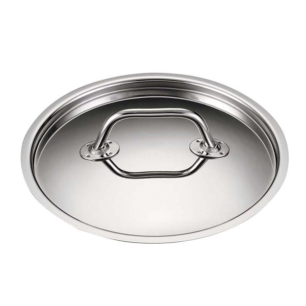 【まとめ買い10個セット品】 【業務用】【 即納 】 EBM Gastro 443 鍋蓋 22cm