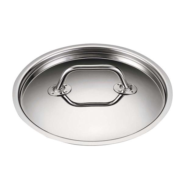 【まとめ買い10個セット品】 【業務用】【 即納 】 EBM Gastro 443 鍋蓋 24cm