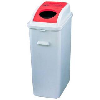 【まとめ買い10個セット品】 【業務用】セキスイ カラー分別ダスターセット#45 赤 ペットボトル用 BDS453R
