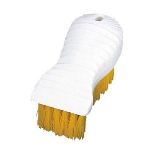 【まとめ買い10個セット品】 【業務用】トゥーセル タイル&マナ板用 カラーブラシ 2000 黄