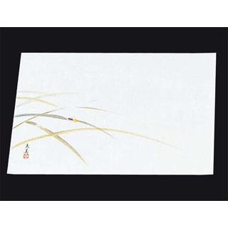 【まとめ買い10個セット品】四季紙 萬寿(100枚入)M33-114 ほたる【 料理演出用品 】 【ECJ】