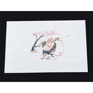 【まとめ買い10個セット品】四季紙 百寿(100枚入)M33-082 花見 【ECJ】