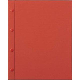 【まとめ買い10個セット品】 【業務用】えいむ ホック式クロスメニューブック HB-301 エンジ