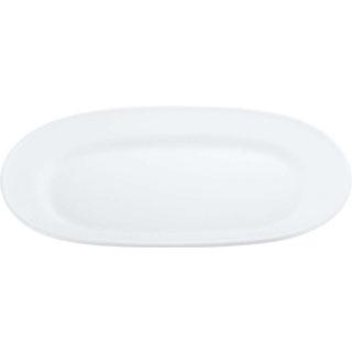 【まとめ買い10個セット品】スーパーセラミック 楕円プラター 10inch【 和・洋・中 食器 】 【ECJ】