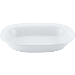 【まとめ買い10個セット品】 【業務用】スーパーセラミック ベーカー皿 10inch