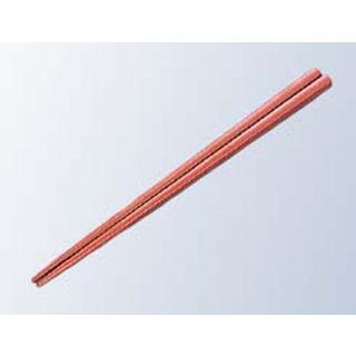 金剛箸 21.5cm レッド PPS製