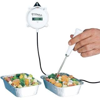 【まとめ買い10個セット品】 【業務用】壁掛け式 温度計 HI-146