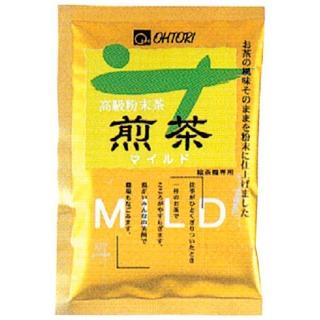 【まとめ買い10個セット品】 【業務用】お茶入れ機専用粉末茶 煎茶MILD【 メーカー直送/代金引換決済不可 】