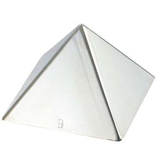 【まとめ買い10個セット品】 デバイヤー 18-10 ピラミッド型 3023-06 【ECJ】【 製菓・ベーカリー用品 】