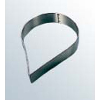 【まとめ買い10個セット品】 【業務用】デバイヤー アントルメリング ティアドロップ型3027-39