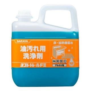 【まとめ買い10個セット品】 【業務用】油汚れ用洗浄剤 ヨゴレトレールFII 20kg 51395 【20P05Dec15】