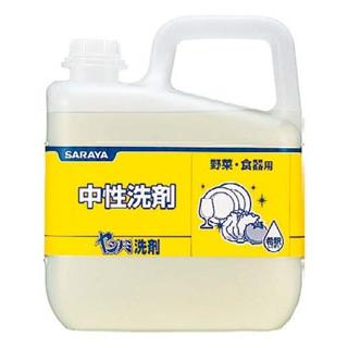 【まとめ買い10個セット品】 【業務用】中性ヤシノミ洗剤 5kg 30953