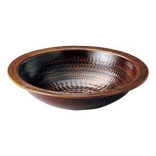 アルミ 電磁用うどんすき(あめ釉)33cm【 卓上鍋・焼物用品 】 【ECJ】