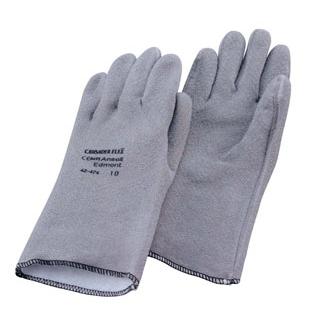 【まとめ買い10個セット品】 【業務用】クルセーダー フレックス 耐熱用手袋 LL(2枚1組)ロング 42-474