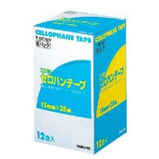 【まとめ買い10個セット品】 【業務用】コクヨ セロハンテープ T-SE15N(12巻入)