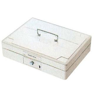 【まとめ買い10個セット品】 【業務用】コクヨ スチール製スタンプボックスIB-21 308×246×H93