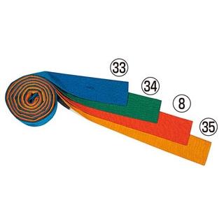 【まとめ買い10個セット品】 【業務用】作務衣用替衿 EY3501-5 黄 M