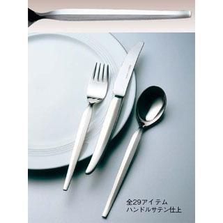【まとめ買い10個セット品】 【業務用】LW 18-10 #1100 デラックス デザートナイフ(H・H)ノコ刃付