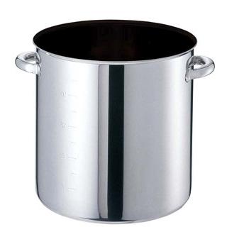 【まとめ買い10個セット品】 【業務用】EBM モリブデンジIIプラス 寸胴鍋 30cm 蓋無 ノンスティック