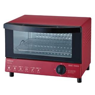 【まとめ買い10個セット品】 日立 オーブントースター HTO-CT30R レッド 【ECJ】【 オーブン・電子レンジ 】